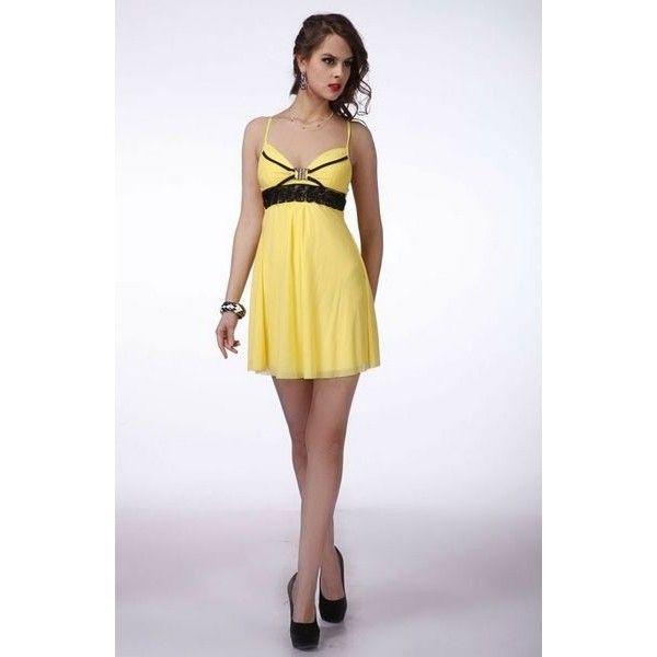 Желто Черное Платье Доставка