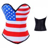 Themed corset USA.