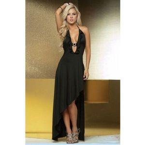 Black dress. Артикул: IXI19119