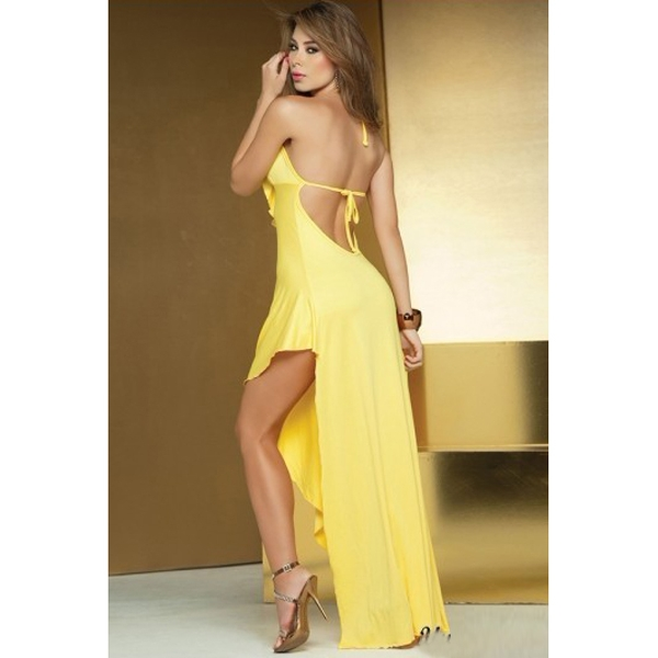 Yellow dress Temptation.. Артикул: IXI19120