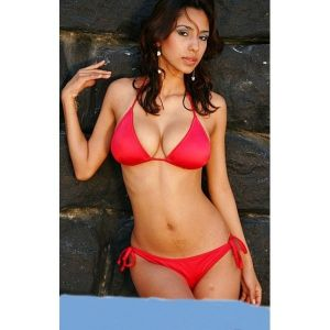 SALE! A seductive bikini swimsuit.