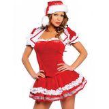 Carnival costume Cute Santa