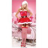 Carnival costume Erotic Santa.