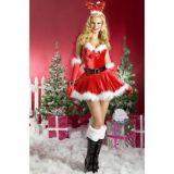 Карнавальный костюм Непослушный Санта.