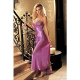 Сиреневое вечернее платье по оптовой цене
