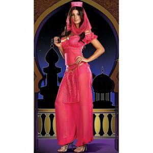 Pink suit Aladin
