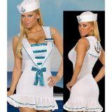 Carnival costume Sexy sailor