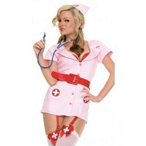Carnival costume Cute nurses