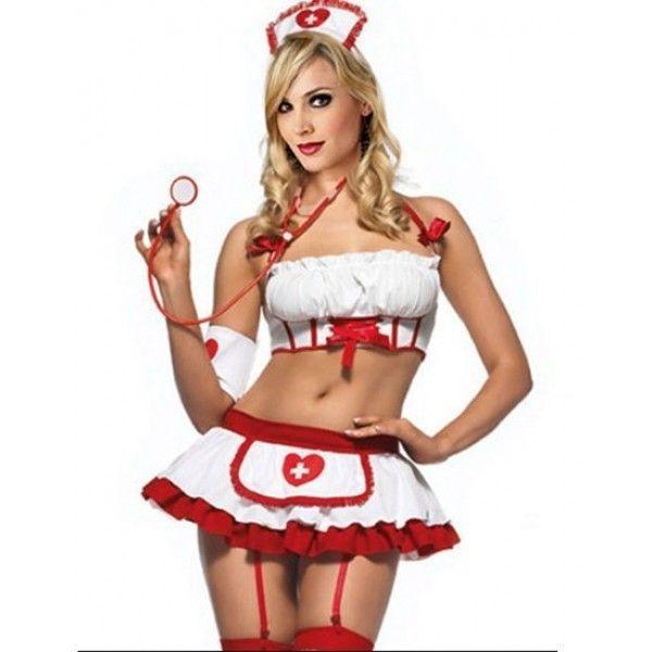 Карнавальный костюм Шаловливая медсестра