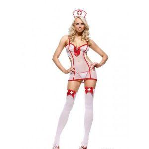 Карнавальный костюм Восхитительной медсестры - Игровые костюмы