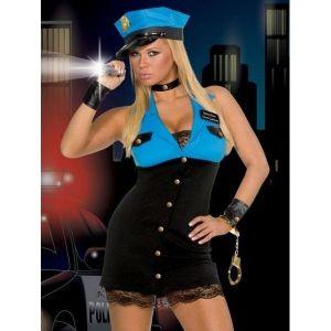 Карнавальный костюм Гламурного полицейского
