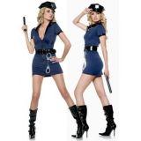 Sexy costume Sheriff
