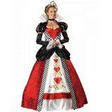 Карнавальный костюм, Королева червей