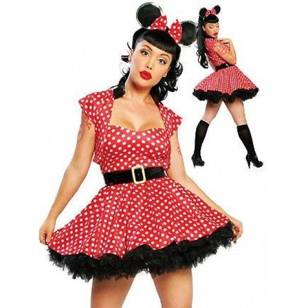 Карнавальный костюм, Игривая мышка