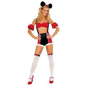 Крнавальный костюм мышки Мики