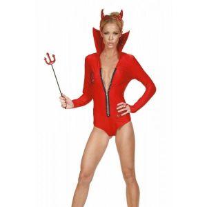 Карнавальный костюм чувственной дьяволицы