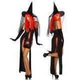 Карнавальный костюм, жгучей ведьмы