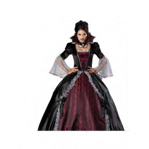 Carnival costume, Gothic-style Countess vamp