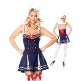 Маскарадный костюм, Милая морячка