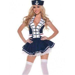 Карнавальный костюм, соблазнительной морячки