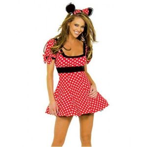 Carnival costume, Sexy mouse