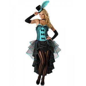 Seductive fancy dress Countess