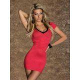 Клубное мини-платье по оптовой цене