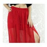 Красивая длинная юбка
