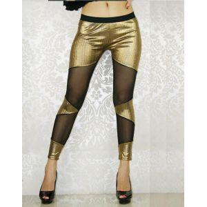 Stylish Golden leggings