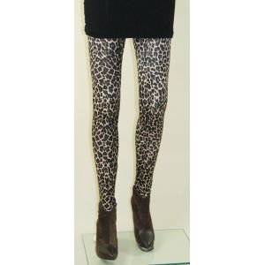 Sexy leopard leggings