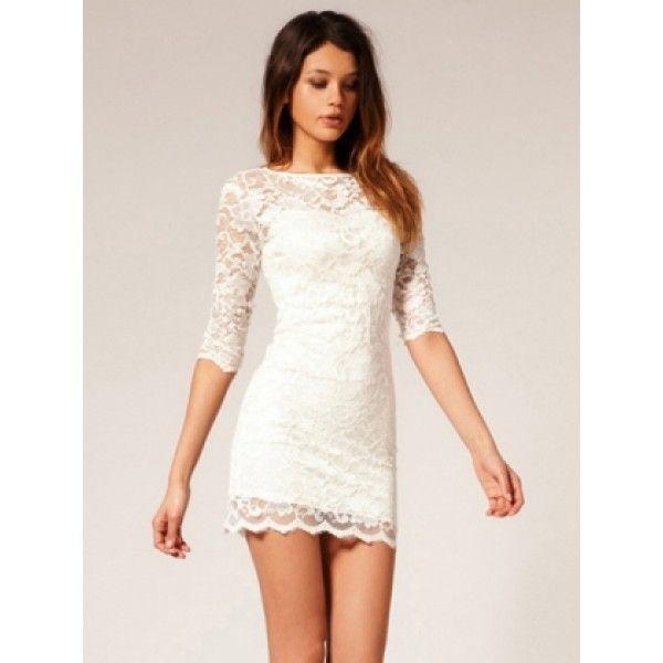 Купить онлайн Белое клубное платье с молниями фото цена акция распродажа