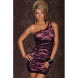 Великолепное платье на одно плече по оптовой цене