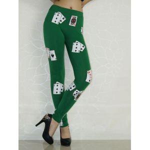 Leggings - Poker