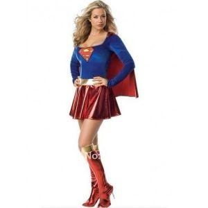 Костюм - Супер женщина - Карнавальные костюмы