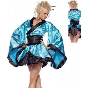 Кимоно халат в японском стилен - Халаты, пижамы