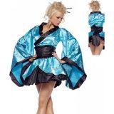 Kimono robe Japanese stylish