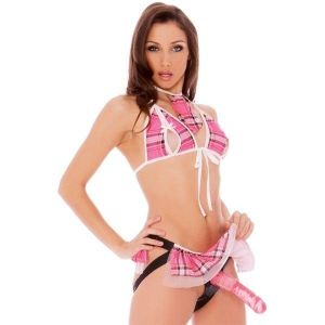 SALE! Strapon Seductive Schoolgirl, 19РҐ4,5 cm