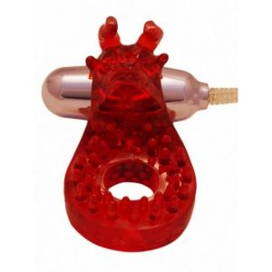 SALE! Vibromassage Bulls Eye Ring