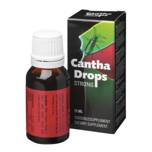 Stimulating drops Cantha Drops Strong 15 ml.