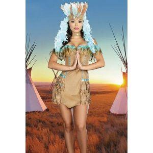 РАСПРОДАЖА! Карнавальный костюм индианка