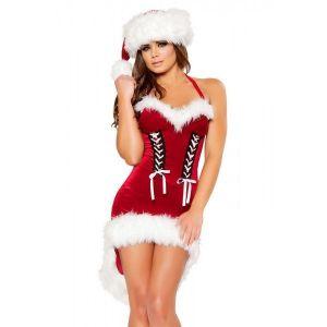 Новогодний платье-костюм Babe