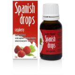 Stimulating Spanish Fly drops, raspberry, 15 ml