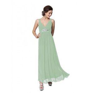 РАСПРОДАЖА! Сексапильное бирюзовое вечернее платье - Вечерние платья
