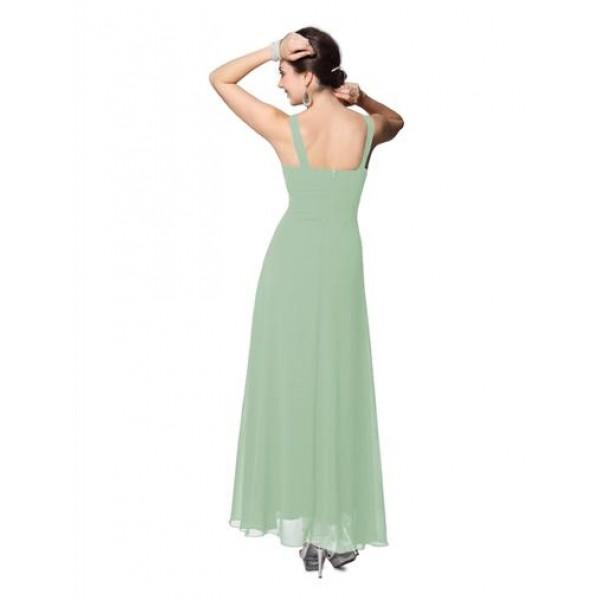 Sexy turquoise evening dress. Артикул: IXI23159