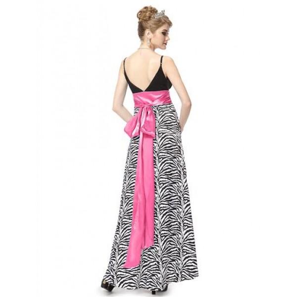 Dress long pink bow. Артикул: IXI23661