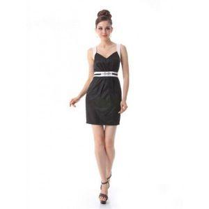РАСПРОДАЖА! Элегантное черное платье - Вечерние платья