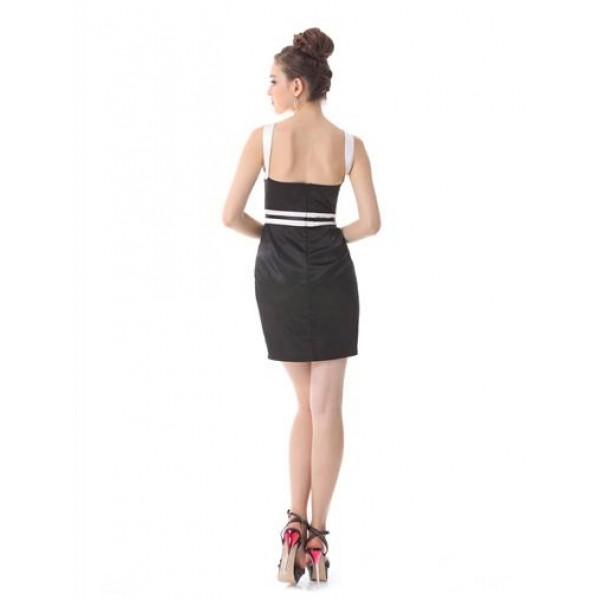 Elegant black dress. Артикул: IXI23865