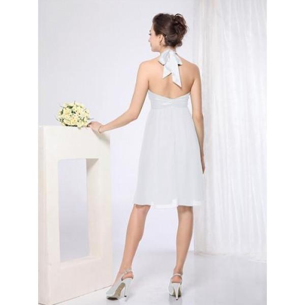 Charming dress with flowers at waist. Артикул: IXI23970
