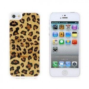 РАСПРОДАЖА! Леопардовый чехол для iPhone 5 - Подарки