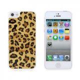 РАСПРОДАЖА! Леопардовый чехол для iPhone 5 по оптовой цене